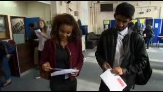 Results Day 2015 - BBC London News