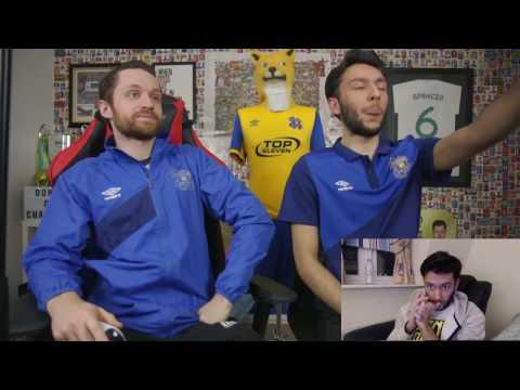 SPENCER FC VS ME (FOOTBALL VS FIFA) REACTION