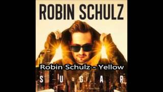 Скачать Robin Schulz Yellow