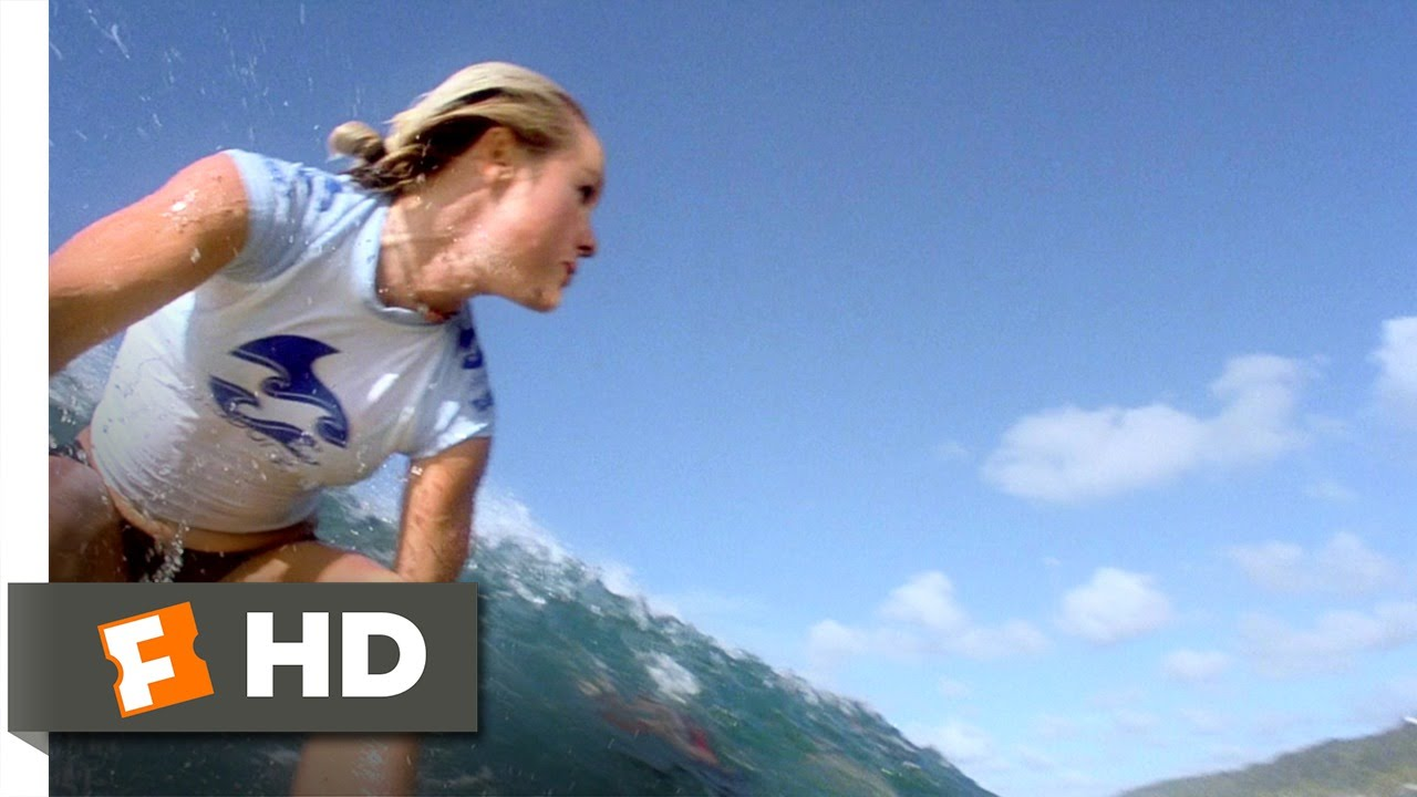 Download Blue Crush (8/9) Movie CLIP - First Pipeline Run (2002) HD