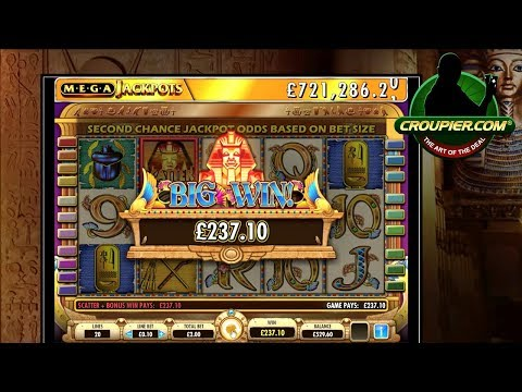 £300 vs Cleopatra Mega Progressive Jackpots Online Slots Real Money Play Mr Green Online Casino