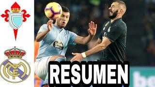 Resumen Celta de Vigo vs Real madrid ( 2-4)  | deportes