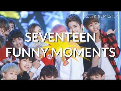 SEVENTEEN Funny Moments 😂😂