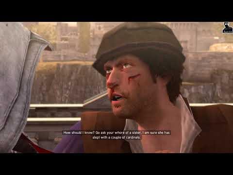 Assassin's Creed Brotherhood Walkthrough - #Part 21 - Roma - Expedited Post
