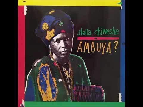 Stella Chiweshe -  Ambuya? - Piranha Records - 1987