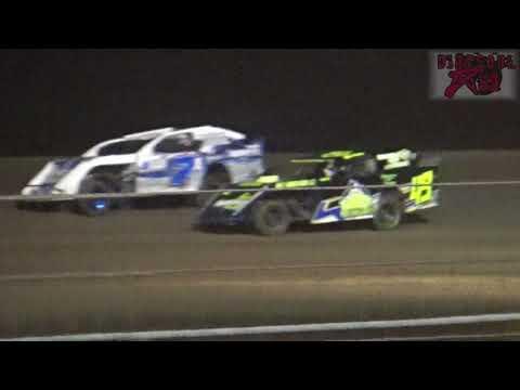 Mid America Clash 5 - Salina Speedway 9-29-17 Sport Modified Heat Races
