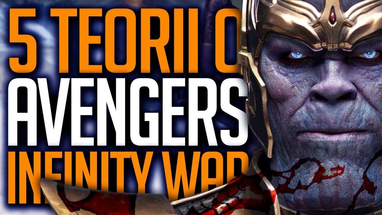 5 ciekawych teorii – AVENGERS INFINITY WAR!