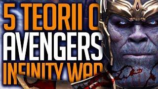 5 ciekawych teorii - AVENGERS INFINITY WAR!