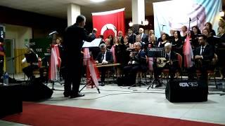 Türk Sanat Müziği Konseri Söke Aydın Cumhuriyet Konseri Şu karşıki dağlarda bir yeşil çadır