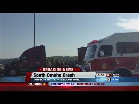 South Omaha Bridge Crash
