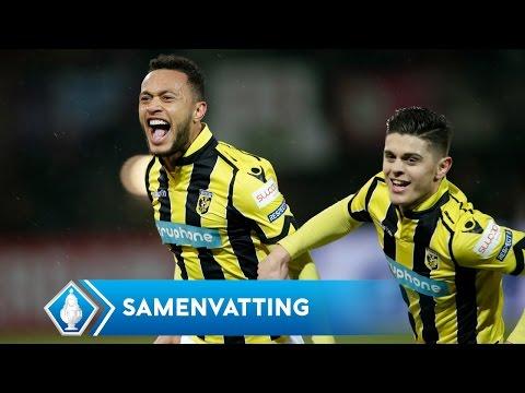 Highlights KNVB Beker: Sparta - Vitesse (1/3/2017)