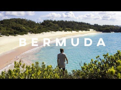 exploring BERMUDA // Land Rover BAR x Americas Cup