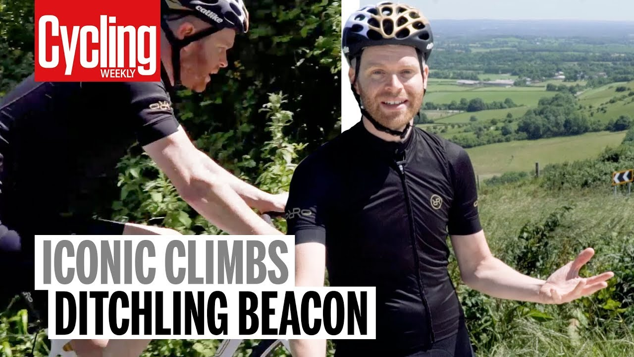 ditchling-beacon-iconic-climbs-cycling-weekly