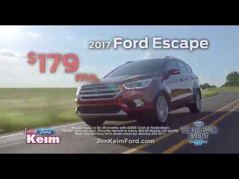 Jim Keim Ford >> Jim Keim Ford Escape Year End Event Youtube