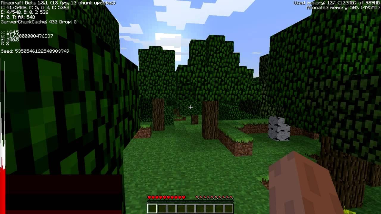 Minecraft Low FPS Problem YouTube - Minecraft flussig spielen laptop