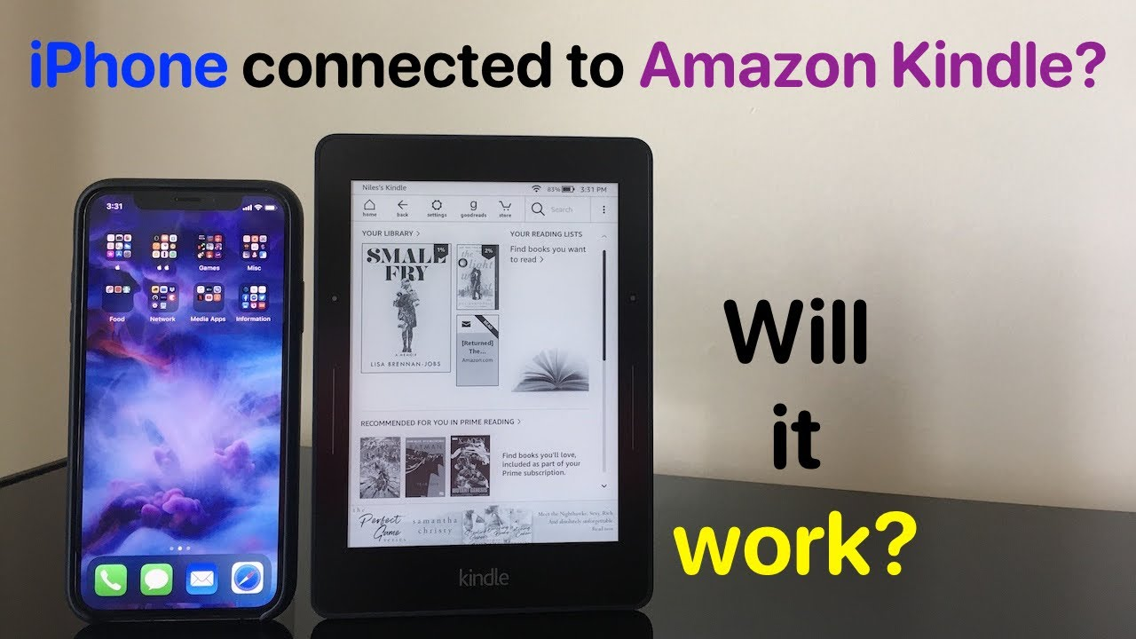 How to use a Kindle with the iOS 13 files app - 9to5Mac