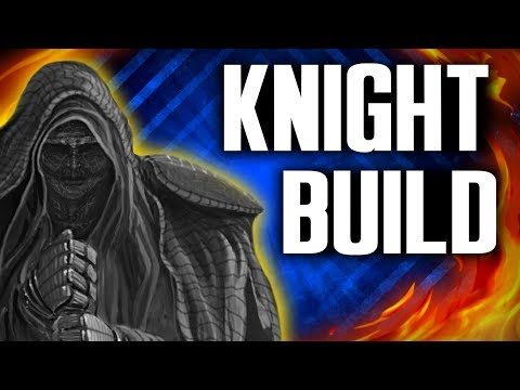Fallout 4 Builds - The Knight - Medieval Warrior Build