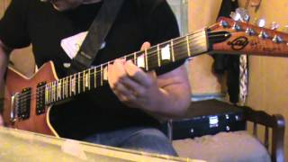 Metallica - Astronomy ( Cover By Le Croquant )