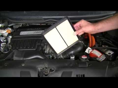 Honda Civic Hybrid 2008 Air Filter change