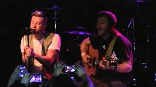 Jonny Craig - Rolling Stone (The Weeknd Cover, Live in Chicago, IL)