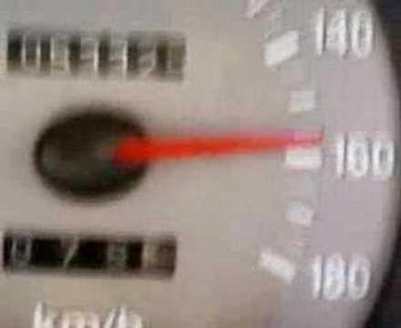d santro xing at 160 kmph