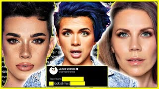 James Charles TAKES BACK Apology To Tati, Tati RESPONDS To Gabriel Zamora