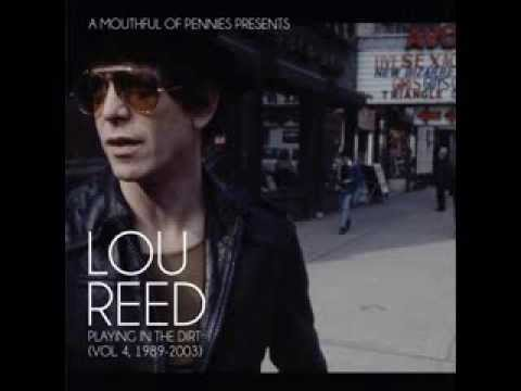 Lou Reed / All Tomorrow´s Parties (Animal Serenade Version)