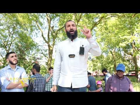 1/2 Prophecies as proof of the Prophethood of prophet Mohammed (PBUH) Br Suboor |SPEAKERS CORNER|