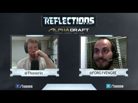 'Reflections' with FORG1VEN