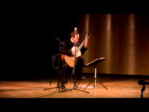 Denis Azabagić plays 'Out of Africa' by Alan Thomas