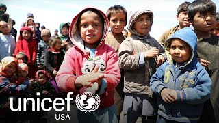 UNICEF Won't Stop Until Every Child is Protected from COVID-19