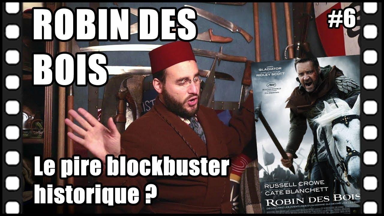 LR6- Robin des bois : Jackpot des clichés historiques !