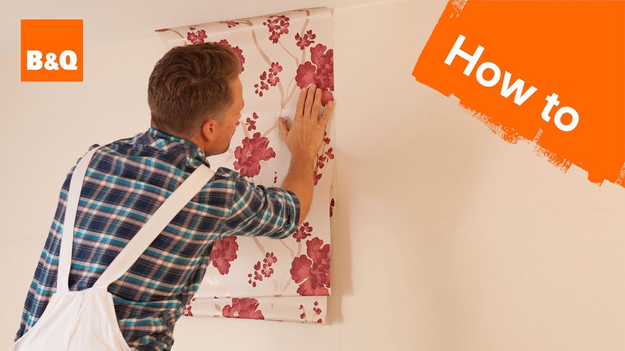 How To Hang Wallpaper Part 2 Hanging