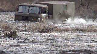 видео ГАЗ Вепрь: наследник легендарного 66-го