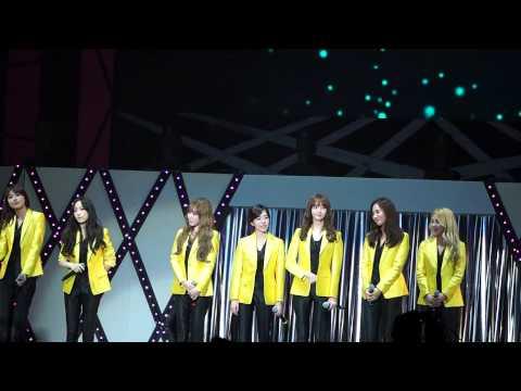 [fancam] 141121 SNSD 南京FM - Opening VCR + Mr Taxi + The Boys + Talk + Genie + Hoot