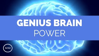 Genius Brain Power - Super Conscious Connection - Binaural Beats(Genius Brain Power - Super Conscious Connection - Binaural Beats Buy On MP3: https://sellfy.com/p/lia3 Magnetic Minds: This video contains frequencies ..., 2016-05-04T04:19:36.000Z)