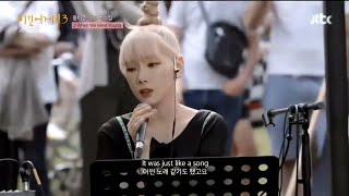 Begin Again 3 E08 TAEYEON 태연 - When We Were Young (Cover Adele)