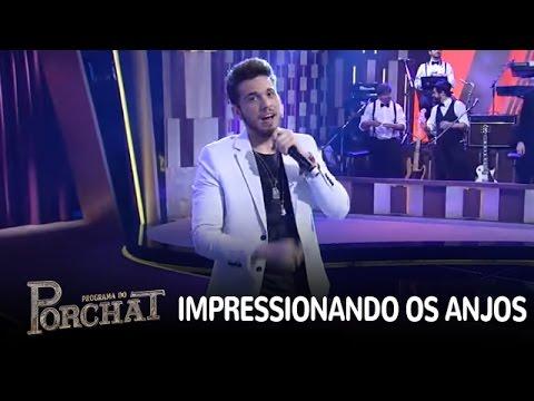 "Gustavo Mioto Canta ""Impressionando Os Anjos"""