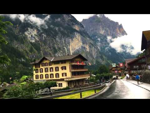 Most beautiful places to see , Murren-Gimmelwald and Lauterbrunnen -Switzerland