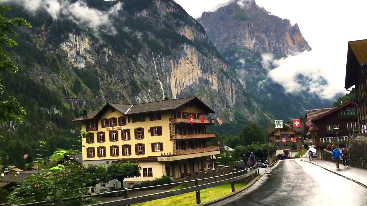 most beautiful places to see , murren-gimmelwald and lauterbrunnen