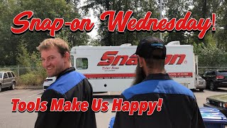 SNAP-ON WEDNESDAY - Post SFC Show With Tyler!