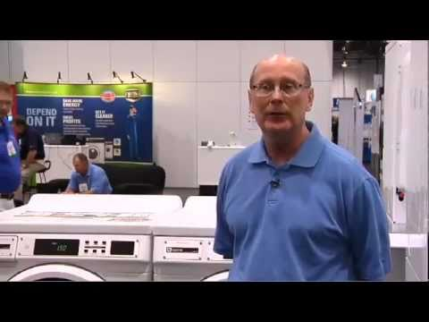 Maytag Commercial Laundry's Newest Washer And Dryers