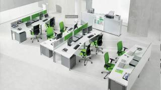 Office Furniture System Sqart Presentation
