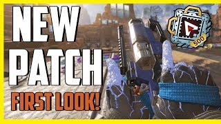 New Apex Legends Update Live! Level Cap Change, Capture The Train Event Tease, Firing Range 1v1s