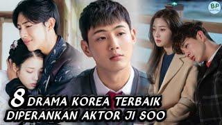 8 Drama Korea Terbaik Aktor Ji Soo || Best Korean Dramas of Actor Ji Soo