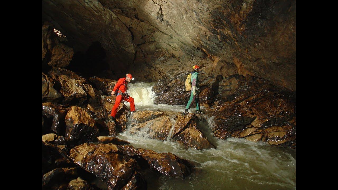 Espeleología. Sistema Cueva de Hundidero - Cueva del Gato ...