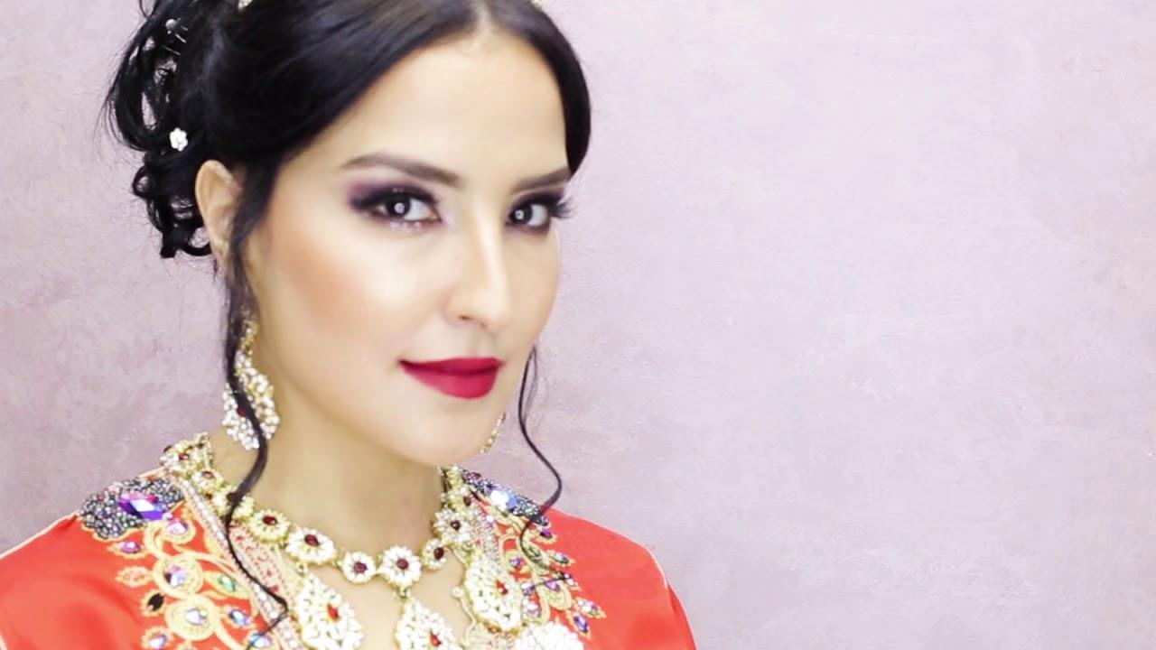 Makeup tanguif mariage marocain tendance 2018