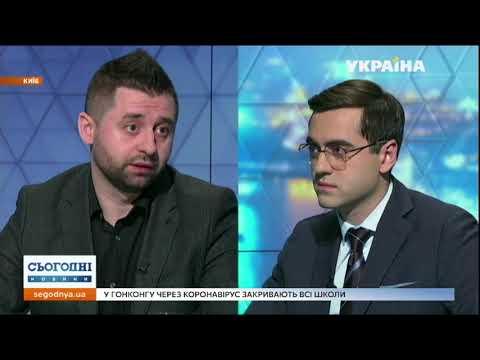 Сегодня: Топ-теми інтерв'ю з Тиграном Мартиросяном