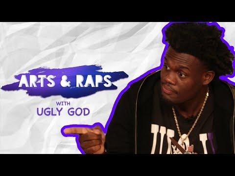 "Ugly God Explains ""Beat My Meat"" To Kids | Arts & Raps"