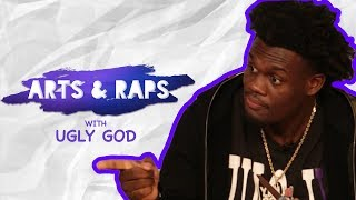 "Ugly God Explains ""Beat My Meat"" To Kids 